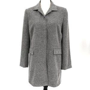 Liz Claiborne /Emma & James Tweed Petite  Coat 12P